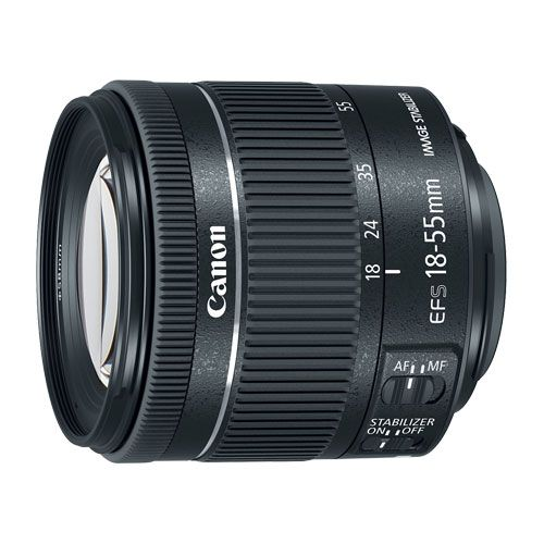 EF-S 18-55mm F4-5.6 IS STM
