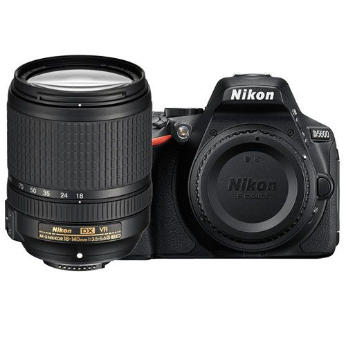 D5600 with 18-140m