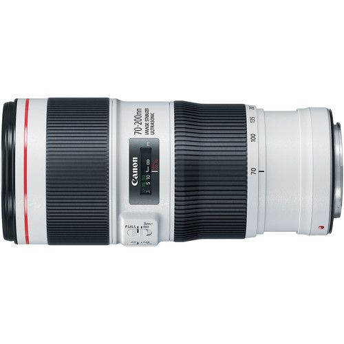 EF 70-200 F4L IS II USM