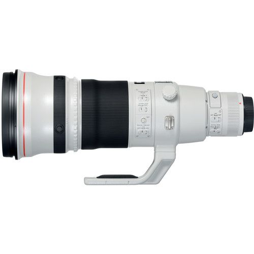 Canon EF 500mm F4L IS II USM