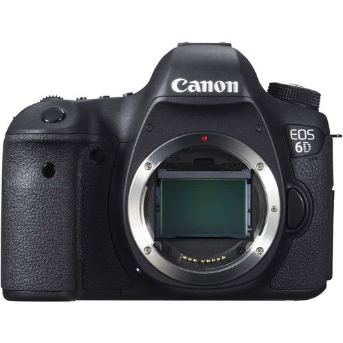 Canon EOS 6D DSLR Camera Body Only