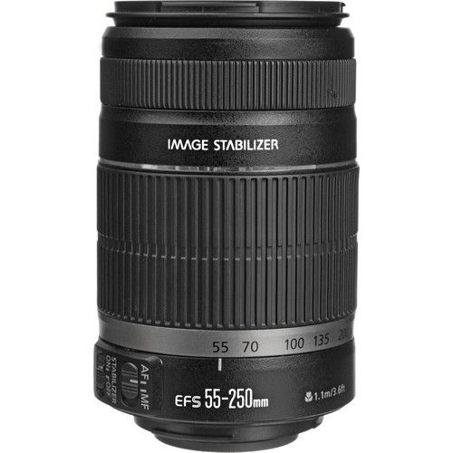 EF-S 55-250mm F4-5.6 IS II
