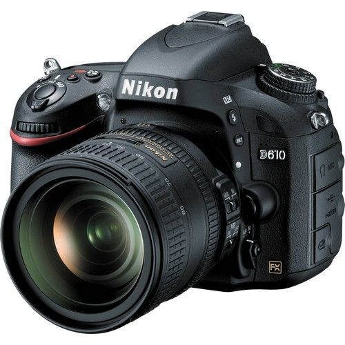 D610 with 24-85mm