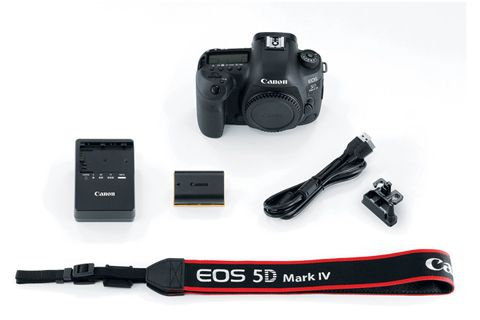 EOS 5D Mark IV Body Only